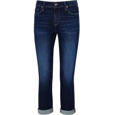 ペイジ Paige レディース ジーンズ・デニム ボトムス・パンツ Brigitte Cropped Slim-Leg Jeans Blue