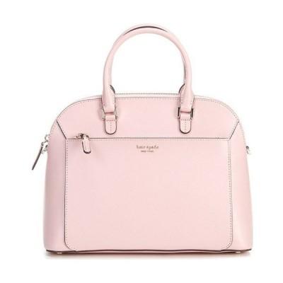 ケイトスペード 2WAYバッグ PXRUB060 Kate Spade louise medium dome satchel (Tutu Pink) ミディアム レザー ドーム サッチェル (ピンク)