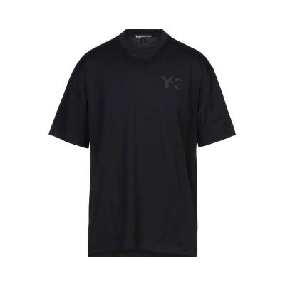 ワイスリー Y-3 T シャツ ブラック XS コットン 100% T シャツ