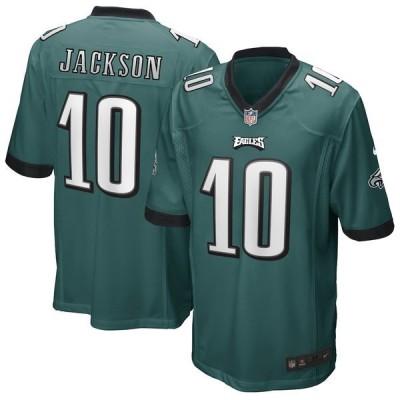 ナイキ メンズ Tシャツ トップス DeSean Jackson Philadelphia Eagles Nike Game Player Jersey