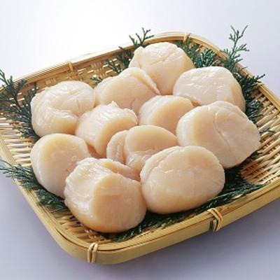 ホタテ 貝柱(生食用) 特大サイズ1kg 冷凍便 築地直送 [貝]