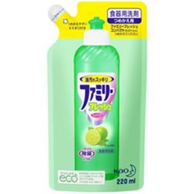 (業務用セット) 花王 ファミリーフレッシュコンパクト 詰替用 1パック(220ml) 【×20セット】