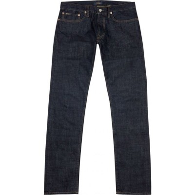 ラルフ ローレン Polo Ralph Lauren メンズ ジーンズ・デニム ボトムス・パンツ Sullivan Dark Blue Slim-Leg Jeans Blue