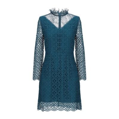 SANDRO ミニワンピース&ドレス ディープジェード 36 ポリエステル 100% / ナイロン ミニワンピース&ドレス