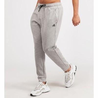 アディダス adidas メンズ スウェット・ジャージ ボトムス・パンツ ID Stadium Jog Pant Grey/Raw White