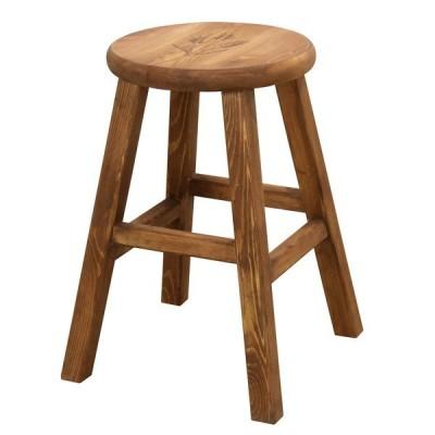 『代引不可』東谷 フォレ スツール 丸 CFS-515 [ チェア 椅子 いす イス ダイニング キッチン リビング 木製 ]『日時指定不可』