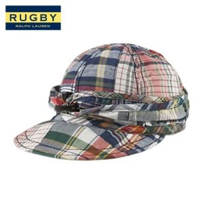ラルフローレンラグビー RUGBY RALPH LAUREN 正規品 帽子 キャップ Madras Utility Cap 10P13Jun14  父の日 ギフト プレゼント