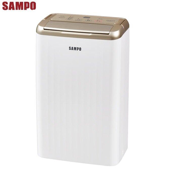 【限時促銷】 SAMPO   聲寶 6L 空氣清淨除濕機 AD-WB712T **免運費**