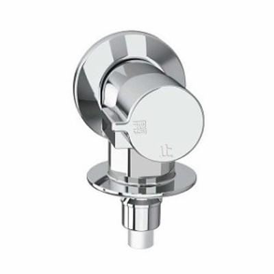 INAX 緊急止水弁付洗濯機用水栓 LF-WJ50KQA