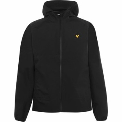 ライルアンドスコット Lyle and Scott Sport メンズ ジャケット アウター Sport Storm Jacket True Black