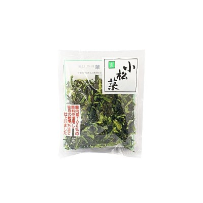 吉良食品 乾燥野菜 熊本産 小松菜40g×5袋セット