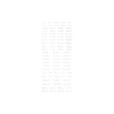 TSUMEKIRA(ツメキラ) ネイルシール 西山麻耶プロデュース5 addiction・・・ ホワイトゴールド SG-NYM-108 キャンセル返品不可他の商品と同梱不可