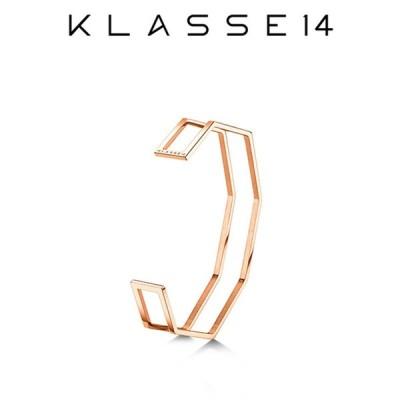 クラスフォーティーン KLASSE14 OKTO Double IL Bracciale Rose Gold M ブレスレット ローズゴールド OB18RG002M レディース アクセサリー プレゼント 女性