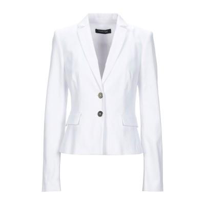 MARCIANO テーラードジャケット ホワイト 42 コットン 98% / ポリウレタン 2% テーラードジャケット