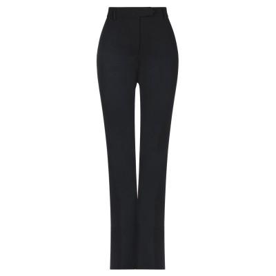 トゥルー ロイヤル TRUE ROYAL パンツ ブラック 44 レーヨン 65% / ナイロン 30% / ポリウレタン 5% パンツ
