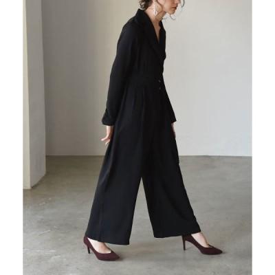 ドレス OPENCOLLAR DRESS