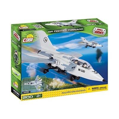 Cobi Small Army #2330 ミリタリーブロック 戦闘機 国連 UNトルナード戦闘機 Air Fighter Tornado