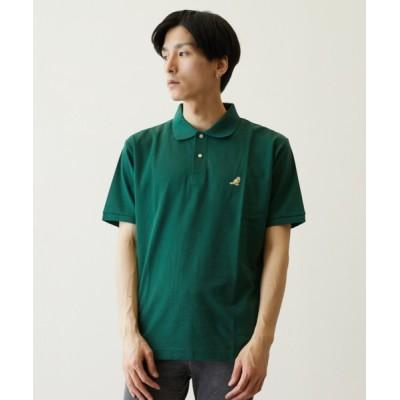 Parks TOKYO / 【SRES×KANGOL/カンゴール】ワンポイントポロシャツ MEN トップス > ポロシャツ