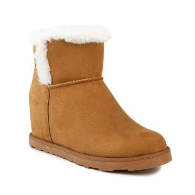 ジューシークチュール ブーツ&レインブーツ シューズ レディース Women's Firecracker Winter Boots Brown