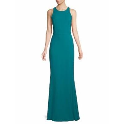 マルケサノッテ レディース ワンピース Embellished Stretch Crepe Gown