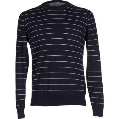 ジェオックス GEOX メンズ ニット・セーター トップス sweater Dark blue