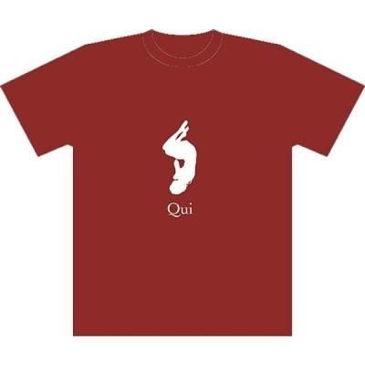 Qui「2」発売記念Tシャツ