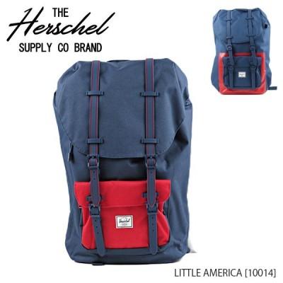 『Herschel Supply-ハーシェルサプライ-』Little America リトルアメリカ 10014
