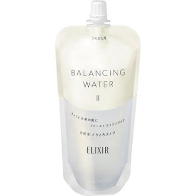 資生堂 エリクシール ルフレ バランシング ウォーター II (つめかえ用) 化粧水 (150ml)