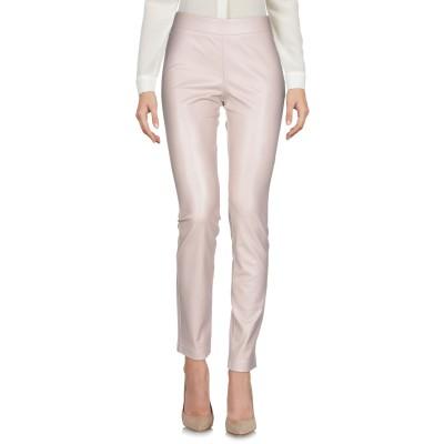 マニラ グレース MANILA GRACE パンツ ライトピンク 38 ポリエステル 100% / ポリウレタン パンツ