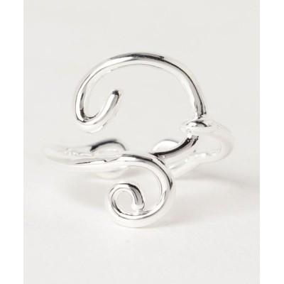 指輪 【cmerl】イニシャルリング