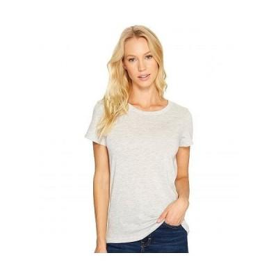 Alternative オルタネイティブ レディース 女性用 ファッション Tシャツ Ideal Tee - Eco Light Grey