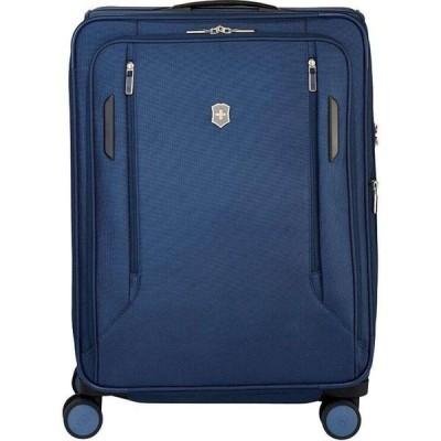 """ビクトリノックス Victorinox Swiss Army ユニセックス スーツケース・キャリーバッグ バッグ VX Avenue 22"""" Frequent Flyer Softside Carry-On Blue"""