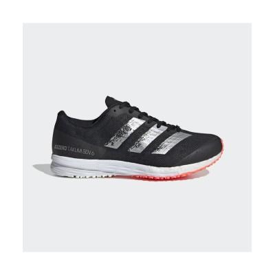 (adidas/アディダス)アディダス/メンズ/adizeroTakumiSen6Wide/メンズ コアブラック/シルバーメタリック/シグナルコーラル
