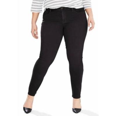 リーバイス レディース デニムパンツ ボトムス Plus Size 311 Shaping Skinny Jeans Black
