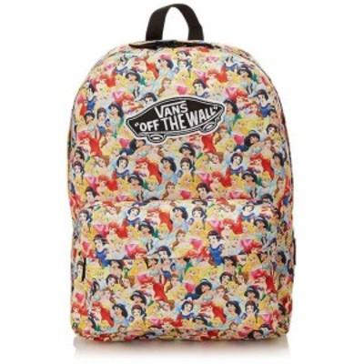 Disney ディズニー ファッション バッグ Vans Womens Disney Princes Cinderella Snow White Belle and Ariel Backpack