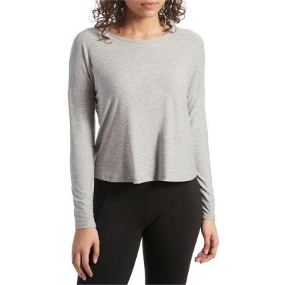 ビヨンドヨガ レディース Tシャツ トップス Beyond Yoga Morning Lightweight Cropped Pullover - Women's