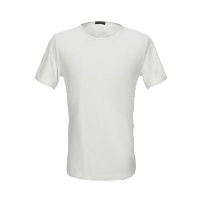 カオス KAOS T シャツ アイボリー M コットン 100% T シャツ