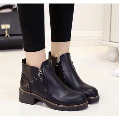 ショートブーツ レディース エンジニアブーツ 茶色 ブーツ おしゃれ ワイズ 3E 疲れない 大きいサイズ 歩きやすい ハイカット 厚底 黒 ぺたんこ 幅広 甲高