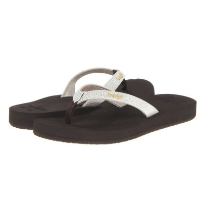 リーフ Reef レディース ビーチサンダル シューズ・靴 Star Cushion Sassy Brown/White