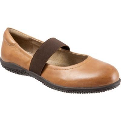 ソフトウォーク SoftWalk レディース シューズ・靴 サンダル High Point Cognac Soft Dull Leather