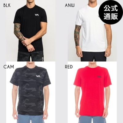 【期間限定50%OFF 5/9まで】OUTLET 2019 RVCA ルーカ SPORT メンズ VA VENT SS TOP Tシャツ 全4色 S/M/L/XL rvca