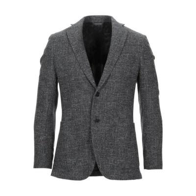 TOMBOLINI テーラードジャケット ファッション  メンズファッション  ジャケット  テーラード、ブレザー 鉛色