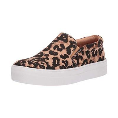Steve Madden Women's Gills Sneaker, leopard, 8 M US【並行輸入品】