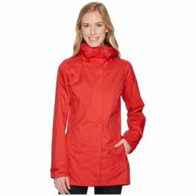 コロンビア レインコート Splash A Little II Rain Jacket Red Camellia Geo Lights Print