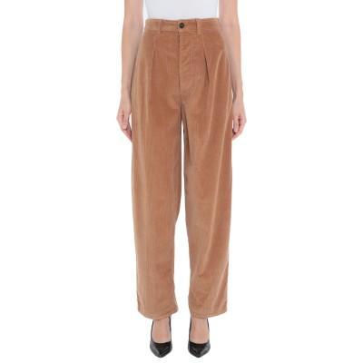 ジャッカ JUCCA パンツ キャメル 26 コットン 99% / ポリウレタン 1% パンツ