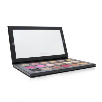 HudaBeauty セット&コフレ Huda Beauty Rose Gold Remastered Eyeshadow Palette (18x Eyeshadow) 16.6g