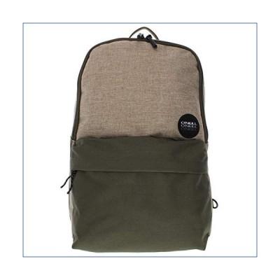 O'Neill Men's Transfer Backpacks,One Size,Khaki 並行輸入品