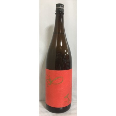 国権 【純米酒80 紅てふ】 辛口 1800ml 福島県(国権酒造)