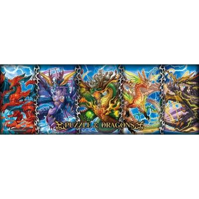 ジグソーパズル ENS-352-69 パズル&ドラゴンズ 天空龍ラッシュ!! 352ピース