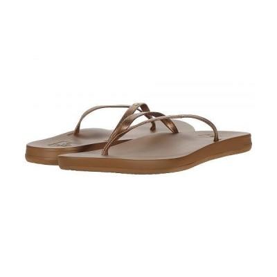 Reef リーフ レディース 女性用 シューズ 靴 サンダル Cushion Slim - Copper